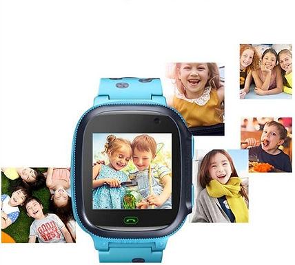 Reloj Antiperdida Niños Con Tarjeta SIM