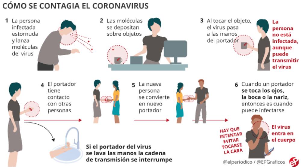 Que es un coronavirus Parairdevacaciones.com