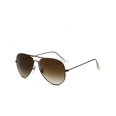 Gafas De Sol Polarizadas Con Lentes Degradadas Color Marron Tipo Ray-Ban
