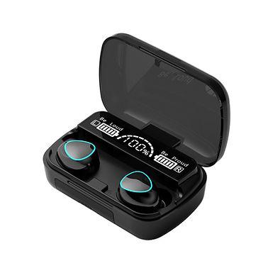 📶Auriculares Bluetooth Pago Contrareembolso Microfono Caja De Carga Control Tac