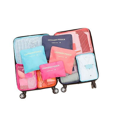 Compartimentos para maletas