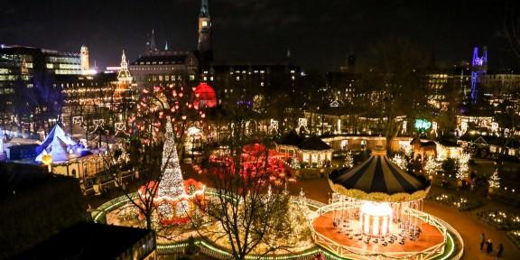 Ciudades europeas para visitar en navidad