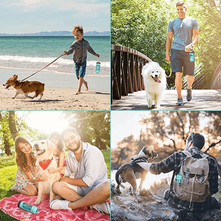 Gadgets para viajar con mascotas parairdevacaciones.com