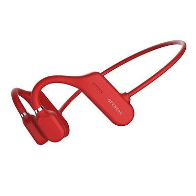 Auriculares inalambricos que no se meten en el oido cascos bluetooth desistente