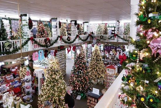 Christmas Mouse en Williamsburg, Estados Unidos