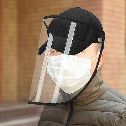 Gorras con mascarillas reutilizables lavables de aislamiento facial Parairdevacaciones.com