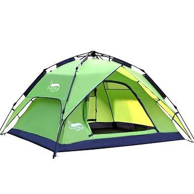 Tienda para acampar