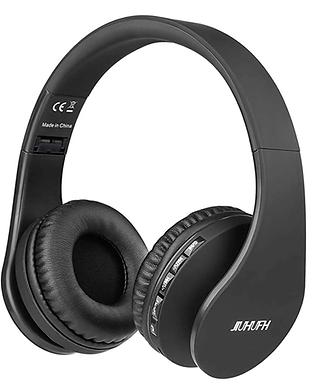 Auriculares Inalambricos MP3  On-Ear Con Micrófono Incorporado/ Cable PC/Móviles