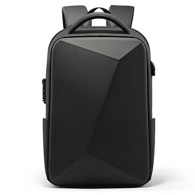 Mochila Viajera Negocios USB Impermeables Compartimentos Para Portatil y Tablet