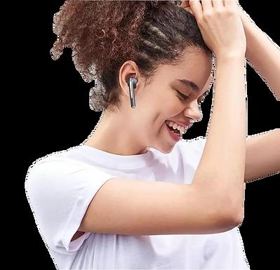 Auriculares Inalambricos Sin Goma Con Cancelacion Automatica De Ruido Caja De Ca