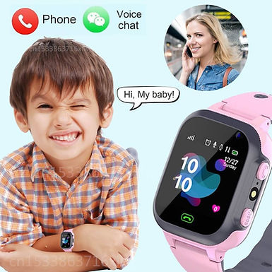 Reloj Antiperdida Niños Con GPS