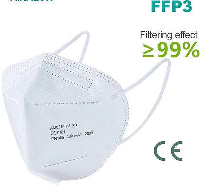 Mascarillas FFP3 Reutilizables Homologadas CE