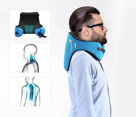 6 En 1 Descansador De Cuello Con Antiffaz 3D