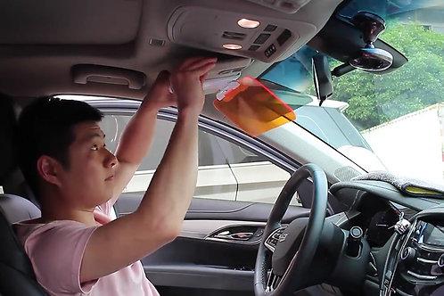Video visor gafas de sol antideslumbrante para viajar en coche