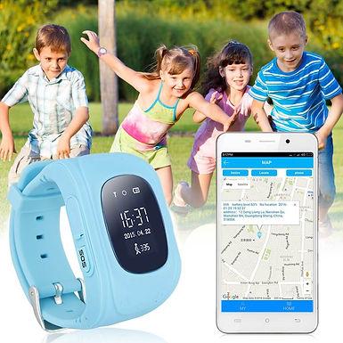 Reloj De Seguimiento Niños Con GPS