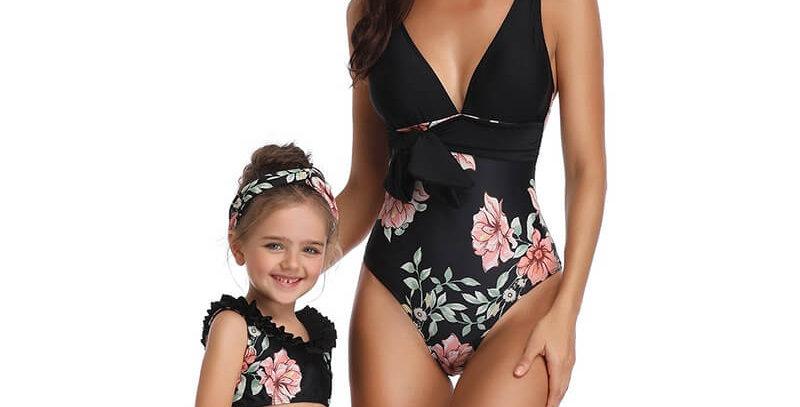 Parairdevacaciones_Bañadores a juego madre e hija ropa igual para madres e hijas