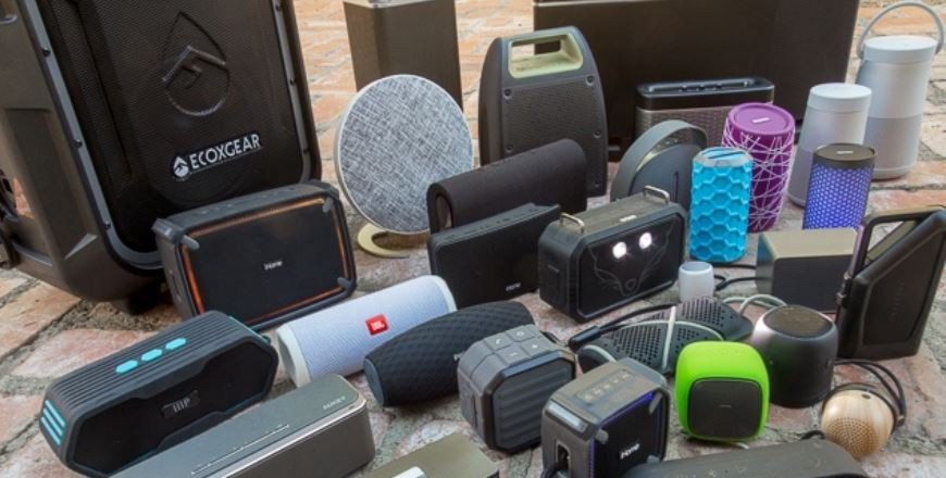 Mejores altavoces portatiles bluetooth para ir de vacaciones