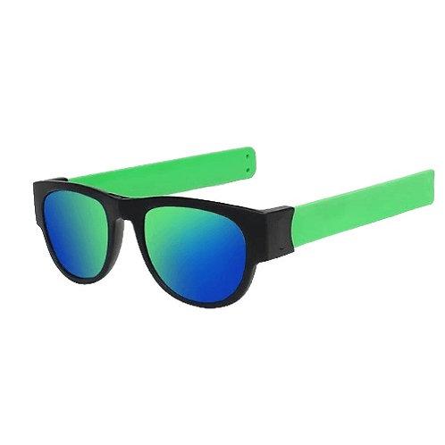 Gafas Enrollables Verde