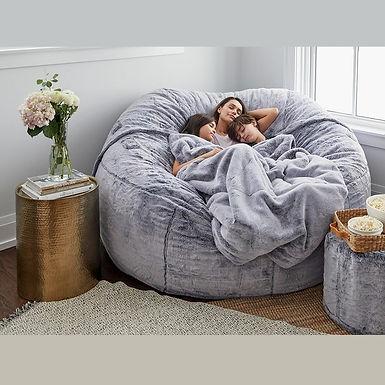 Sofa Cama Inflable Doble Grande