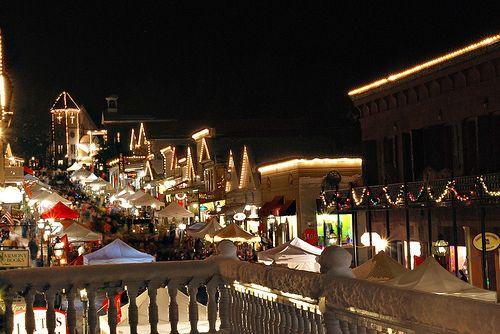 Navidades en Nevada City, California