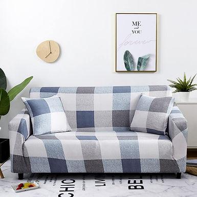 Cubre Sofá Elástica De Tela