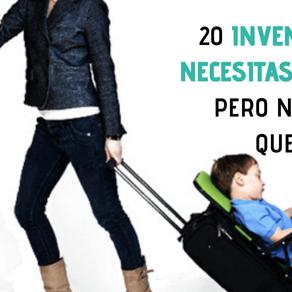 20 Inventos Que Cambiarán Tu Forma De Viajar Con Niños En 2020