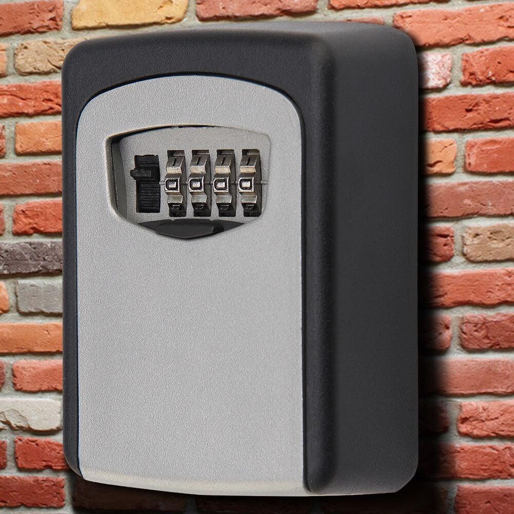 Cajas y cajetines de seguridad para guadar llaves en el exterior e interior de la casa