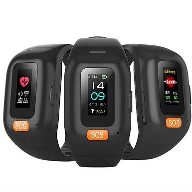 Reloj teléfono GPS personas mayores