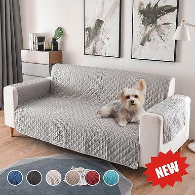 Fundas sofá repelente de pelos de perros