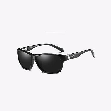 Gafas de Sol Polarizadas Marco Cuadrado Clasicas Con Lentes De Color
