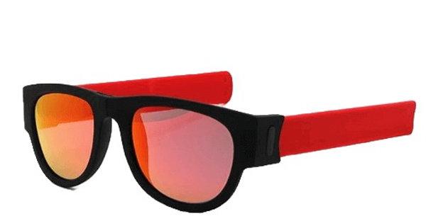 Gafas Plegables Enrollables Enreda Todo Polarizadas Con Lentes Naranja Para Viaj