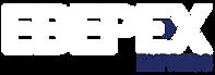 PV - Logo - White - Neavy arrow - EBEPEX Express - Without Background