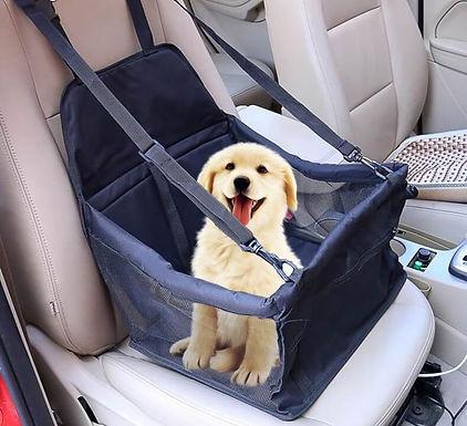 Funda para llevar perros en el auto