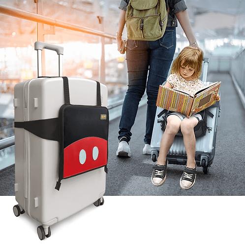 Mochila porta bebe y porta niños para ir de vacaciones