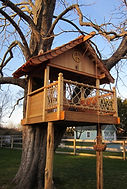 kids treehouse builders near me