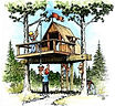 Specials priceing for a treehouse builder
