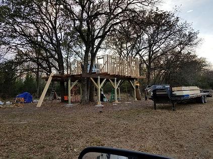 treehouse construction company