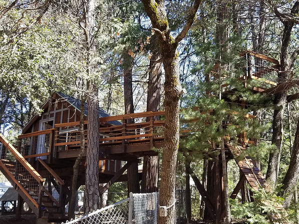 How can I make my treehouse look cool?