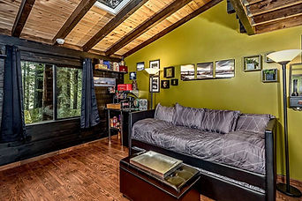 adult treehouse interiors