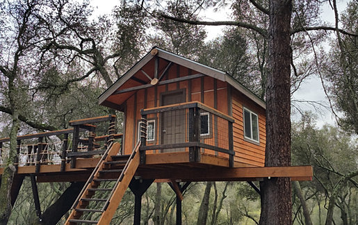 Kids treehouses kids tree house design ideas playhouses for Treehouse designers