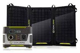 solar power for treehouses