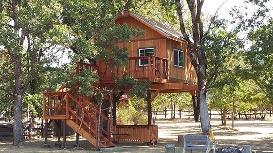 treehouse builders in california