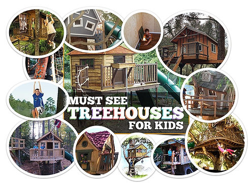 kids treehouses ideas - Design ideas for kids treehouses