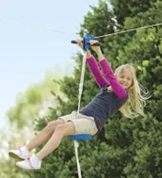 kids ziplines