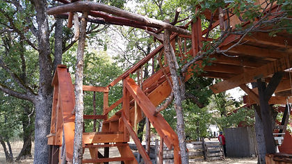 treehouse entry