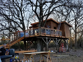 where to hire a treehouse construction company