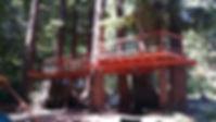 treehouse platform, treehouses construction