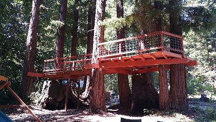 treehouse platforms
