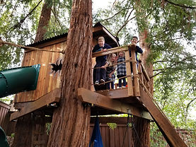 kids treehouse ideas