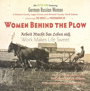 Women Behind the Plow